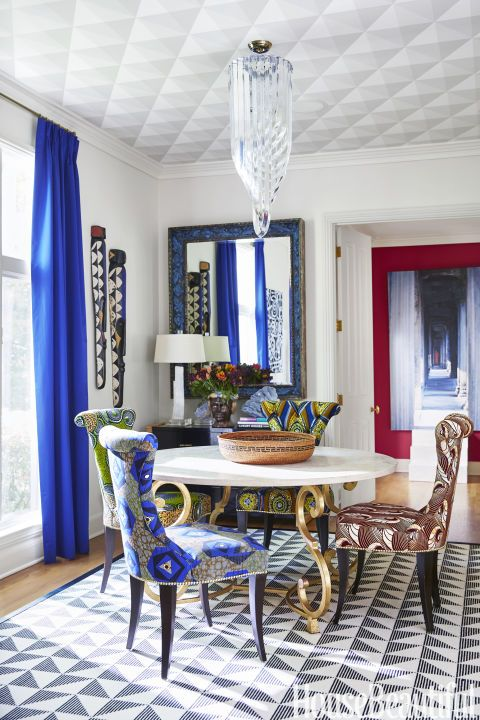 667 Best Images About Dining Rooms On Pinterest Colorful