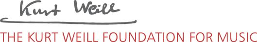 Kurt Weill Foundation Music #Grants; due Nov 1, 2016; to support scholarly research pertaining to Kurt Weill, Lotte Lenya, and Marc Blitzstein, and for relevant educational initiatives.