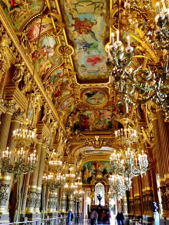 If you get to Paris, I;d recommend taking a train out to Versailles Palace. Its