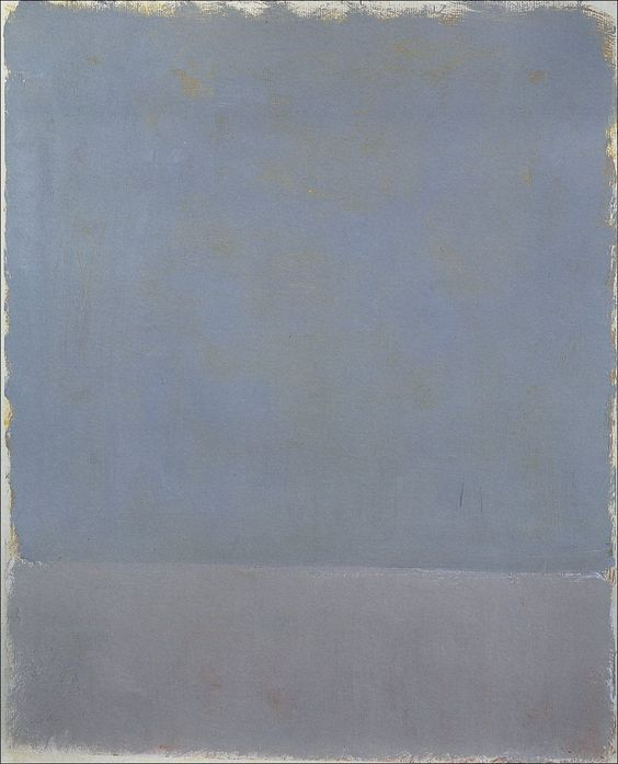 "pearl-nautilus: ""Mark Rothko 1969 """