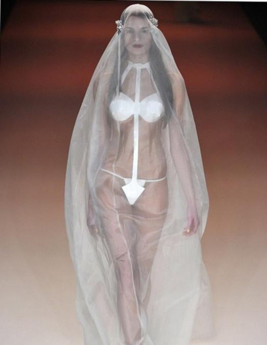 LOL #необычные свадебные платья фото