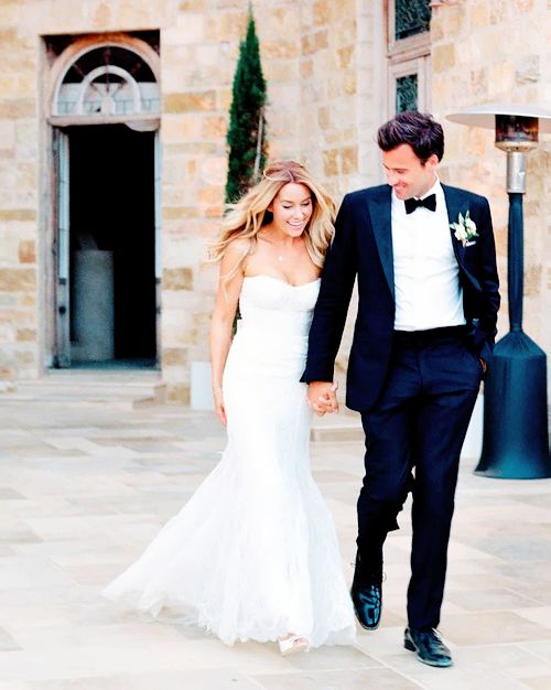 Lauren Conrad and husband  //PINTEREST: selinaa//
