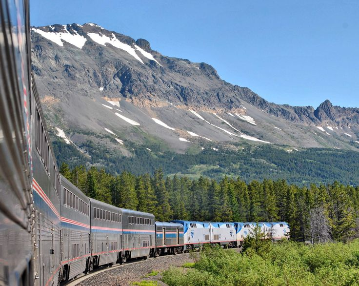 The Empire Builder, Chicago to Portland or Seattle