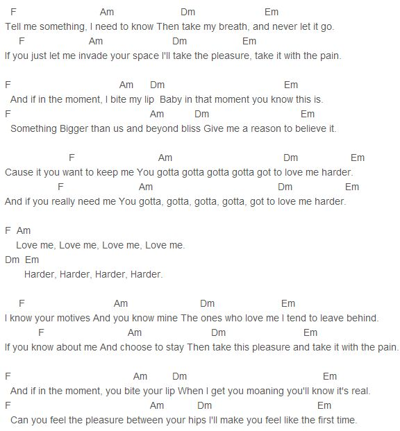 58 best Guitar Chords. images on Pinterest   Music lyrics, Guitars ...