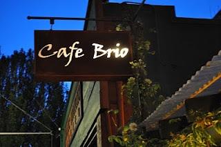 Cafe Brio.