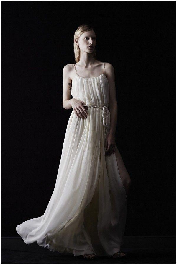 lanvin wedding gown, bohemian style . . . love!
