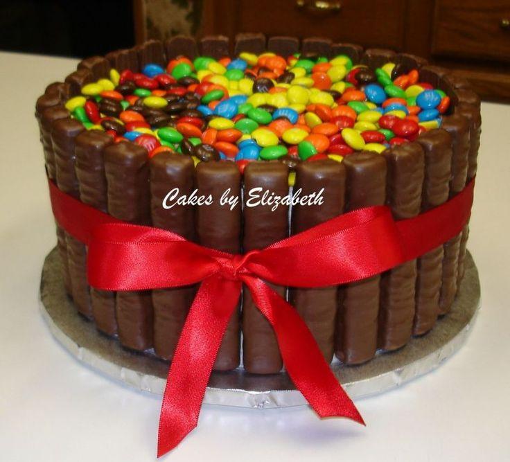 Twix cake - image #1737025 by marky on Favim.com