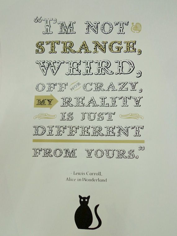 Alice In Wonderland Quote Extraordinary 20 Best Alice In Wonderland Quotes Images On Pinterest  Alice . Inspiration