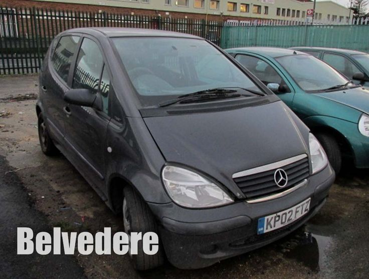 2002 Mercedes A140 #mercedes #onlineauction #johnpyeauctions