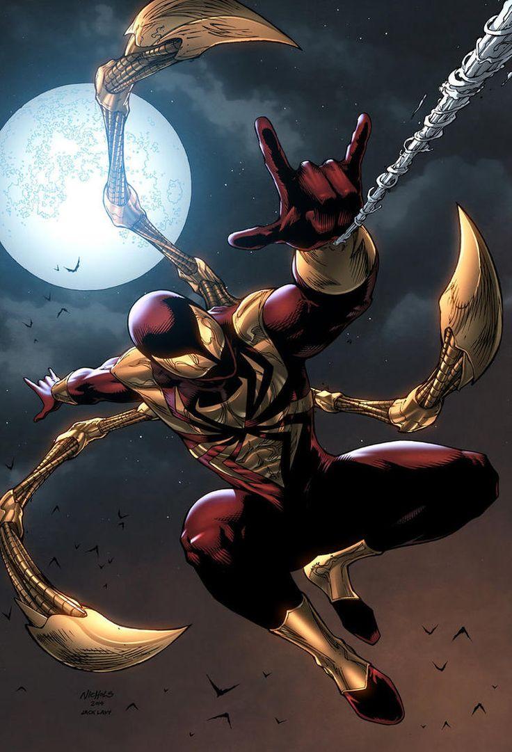 Aranha de Ferro