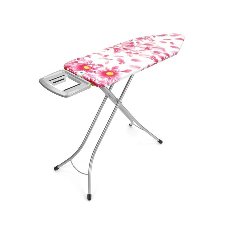 Brabantia Solid Steam Iron Rest Moving Circle Freestanding Ironing Board