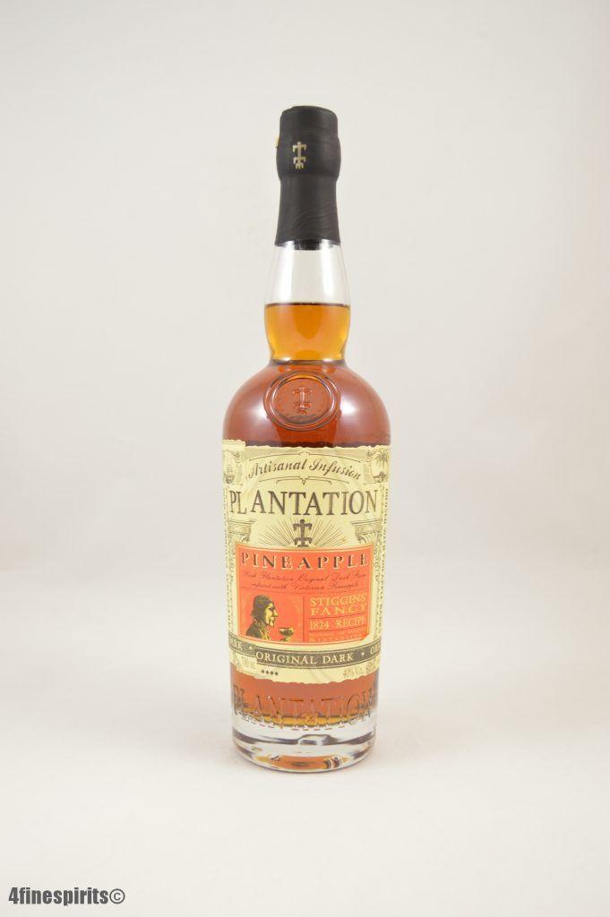 Plantation Rum Pineapple Stiggins Original Dark Rum 40% 0,7l Tolle Geschenkideen mit Rum gibt es bei http://www.dona-glassy.de/Geschenke-mit-Rum:::22.html