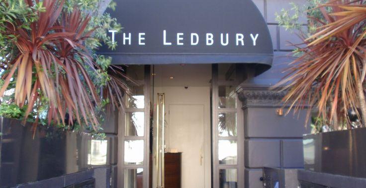 «The Ledbury» London