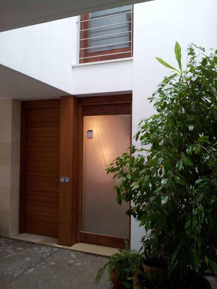 56 best puertas de entrada images on pinterest front for Puertas de entrada principal