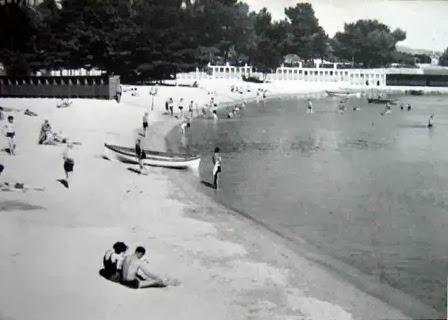 Caddebostan Plajı (1940'lar)