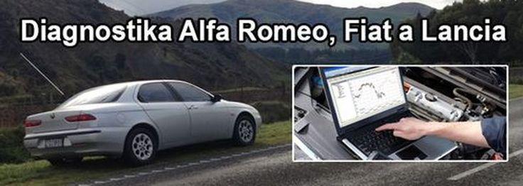 Alfa Romeo Fiat Lancia. Servis italských automobilů