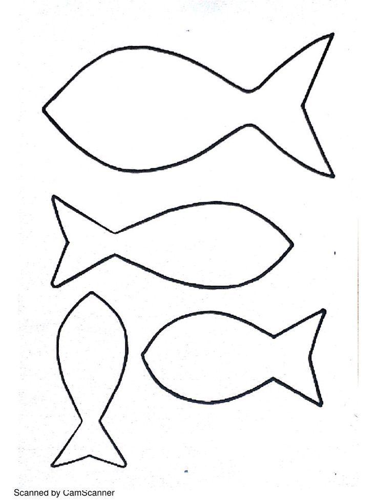 Eine Tolle Anleitung Zum Fische Basteln Im 8