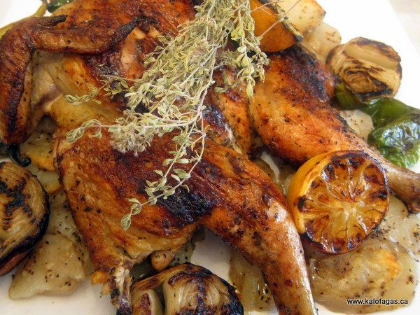 Spatchcock Chicken.  Freaking Delicious!