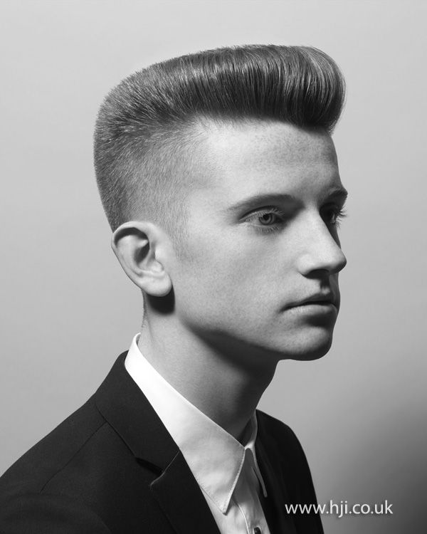 119 Best Images About Rockabilly Gents Haircuts On