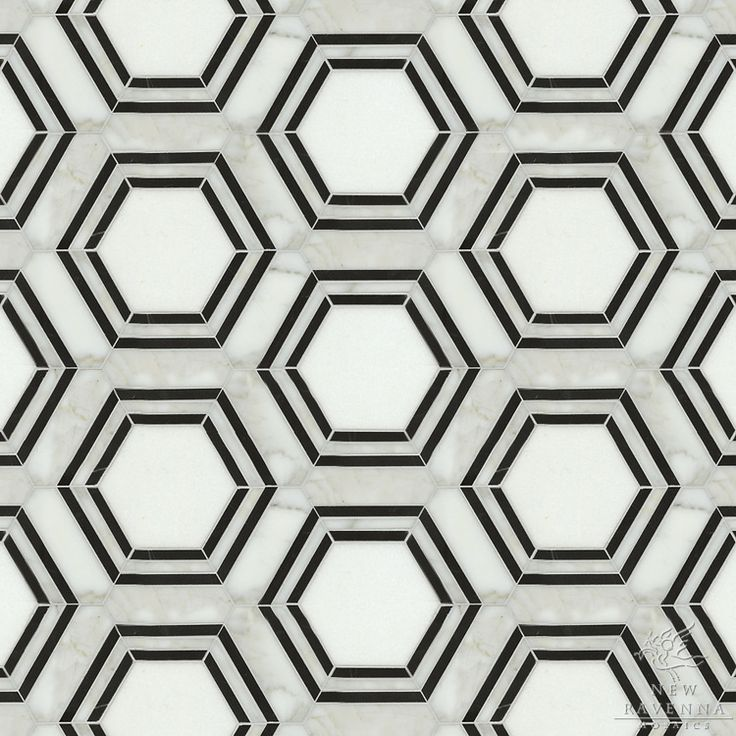 Reclaimed British Geometric Jones Pattern