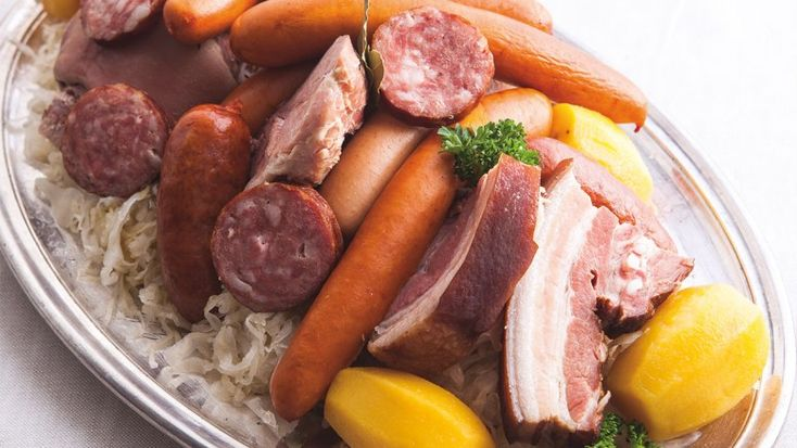 choucroute traditionnelle
