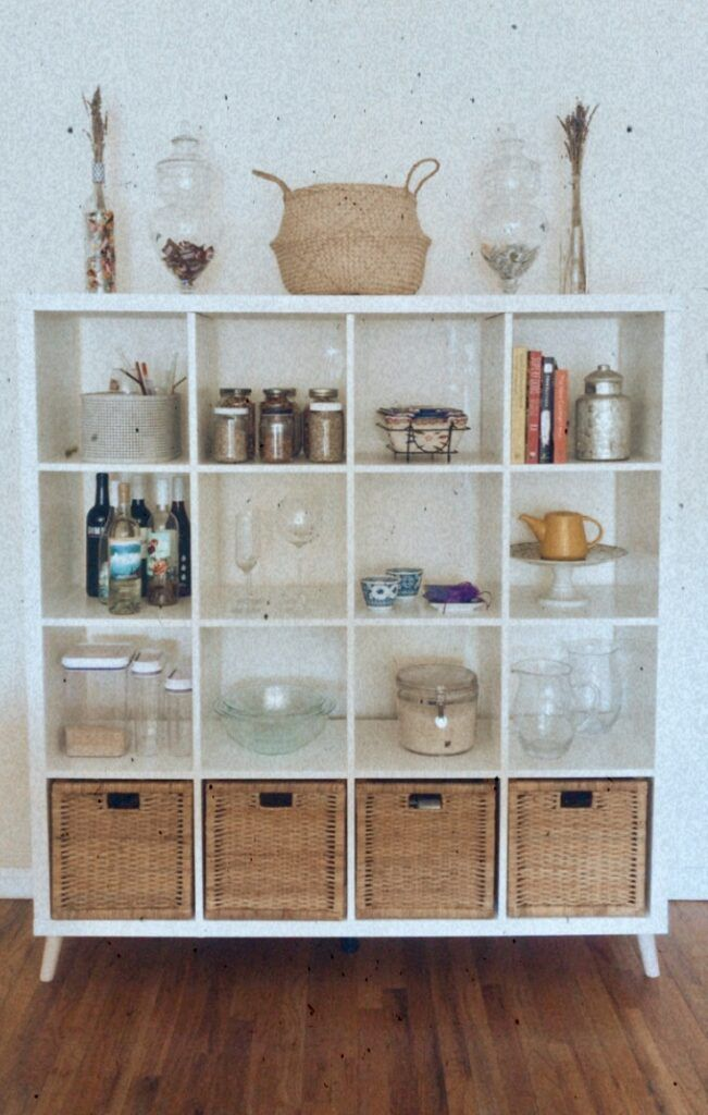 Ikea Kallax X Pretty Pegs Project Kallax Ikea Pretty Pegs Shelf Decor Living Room