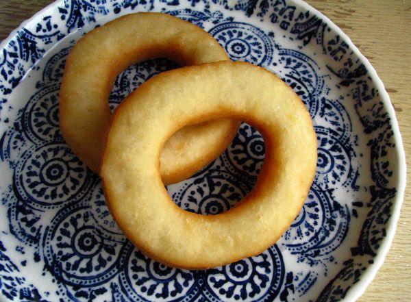 beignes aux patates - potatoes donuts
