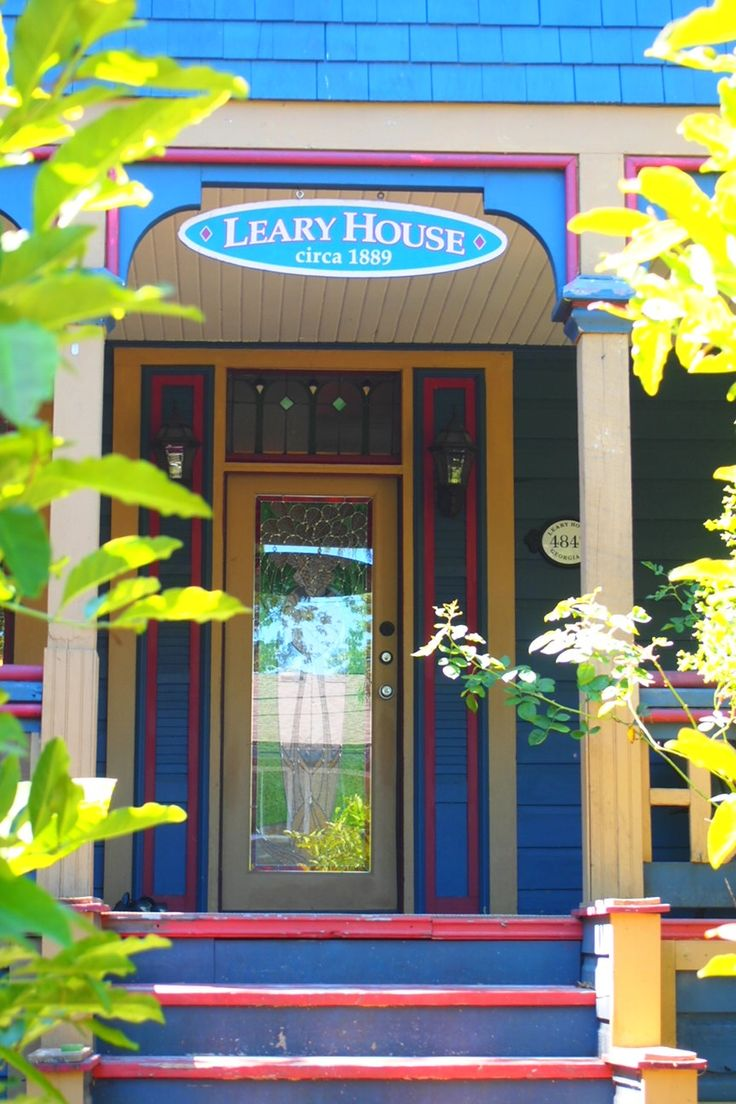 Leary House, Ladner BC