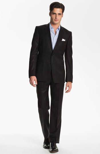 Versace Suit & Armani Collezioni Dress Shirt | Nordstrom