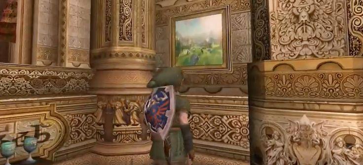 El nuevo juego de Zelda de Wii U aparece en el remake de Twilight Princess | Battle4play