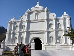 Iglesia de Panchimalco, San Salvador, El Salvador, C.A.
