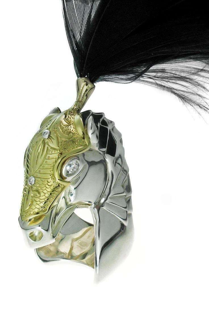 Cardinal Of London: Jewelled Horse, www.cardinaloflondon.com