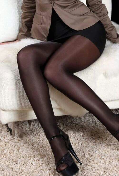 my dirty event heels nylons