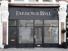 37 best images about f b showrooms on pinterest wimbledon upper east s - Farrow and ball marais ...