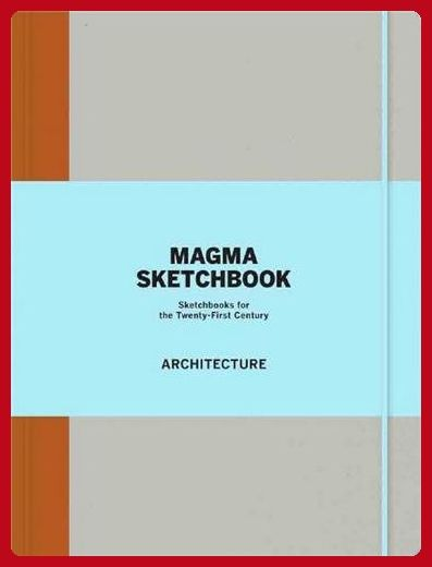 Magma Sketchbook: Architecture (Magma for Laurence King) - Fun stuff and gift ideas (*Amazon Partner-Link)