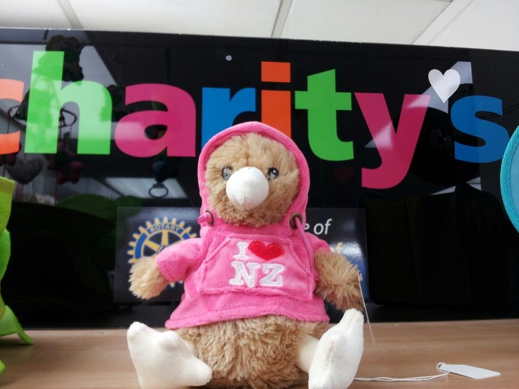 I LOVE NZ - Chairty's Rotorua - All profits go towards funding charity groups and events - www.rotorua.co.nz