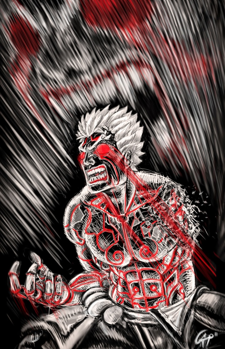 Asura's Wrath Art Competition submissions thread! -