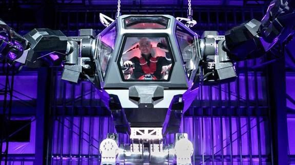 Jeff Bezos suits up in giant robot armor as Amazon prepares to take over the world Read more Technology News Here --> http://digitaltechnologynews.com  Looking for another terrifying 2017 moment to keep you up at night? We can't imagine why but here ya go: Jeff Bezos in a giant mechanical robot suit. Woo!  The filthy rich Amazon CEO and Oscars attendee (lol) suited up in the 13-foot-tall mechanical armor to get a taste of the supervillain life and I guess try to ease everyone into this new…