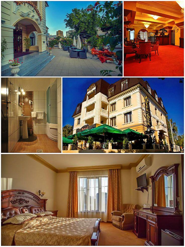 Hotelul Eden este situat ultracentral in Iasi, si capacitatea totala a hotelului este de 17 spatii de cazare dintre care 16 camere duble si 1 apartament.  Personalul este intotdeauna amabil si bine pregatit pentru ca dvs sa aveti un sejur de neuitat.