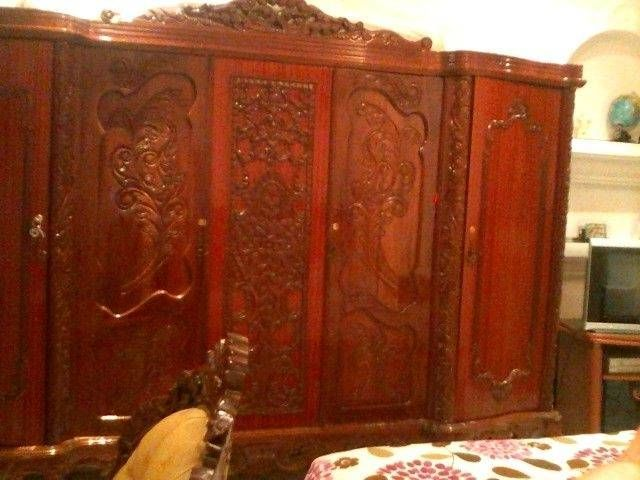 Chambre ŕ Coucher Bois Rouge Avec Images Bois Rouge Chambre A