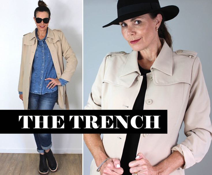 Your New Wardrobe Essential – The Trench