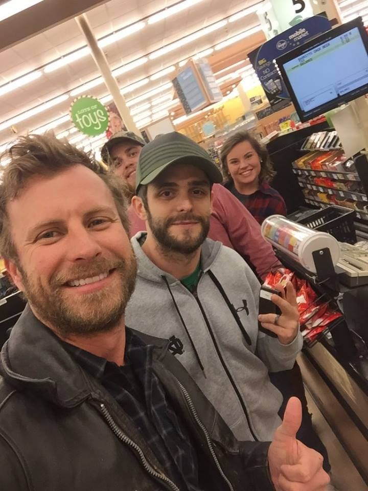 What Happens When Dierks Bentley Forgets His Wallet?