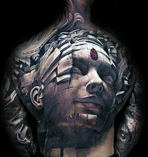 90 Big Tattoos For Men – Giant Ink Design Ideas