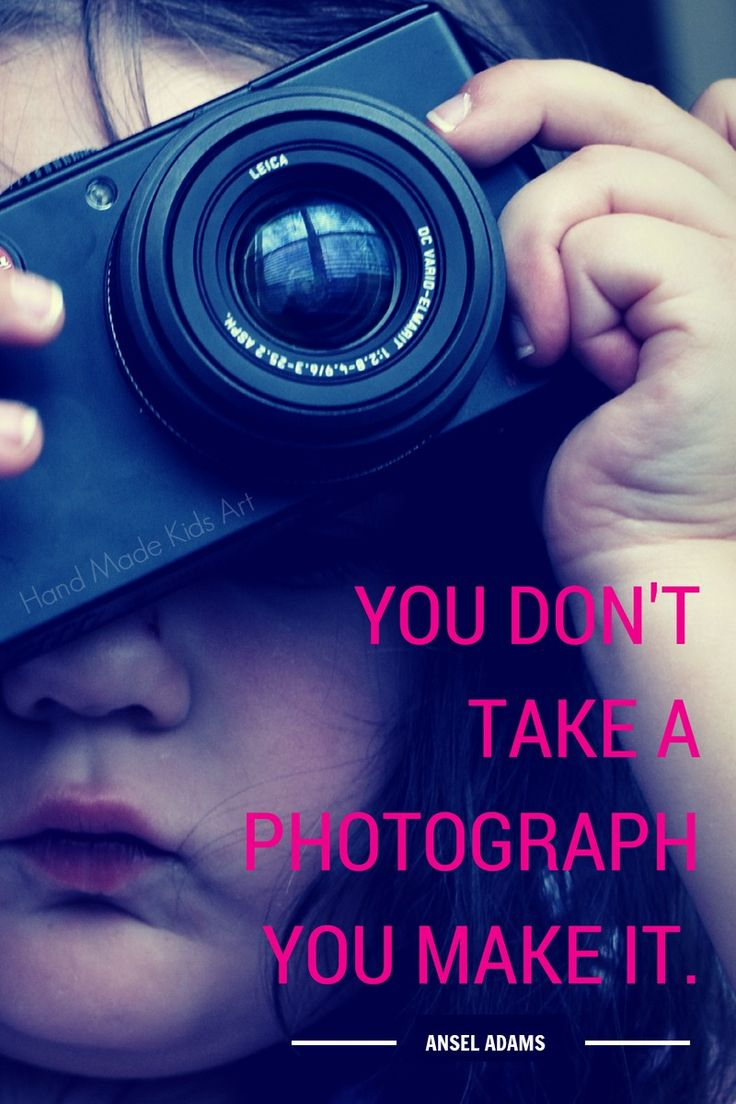 Photography Made Easy for Kids