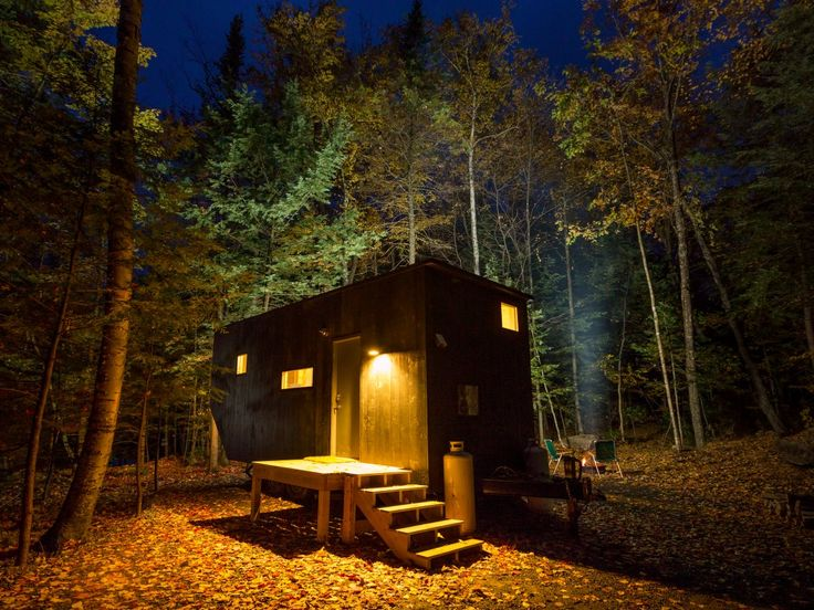 Have you ever sat down and thought to yourself, 'wow, I really want to live in a tiny house,'? Probably not. In our society, having a large house is a sign
