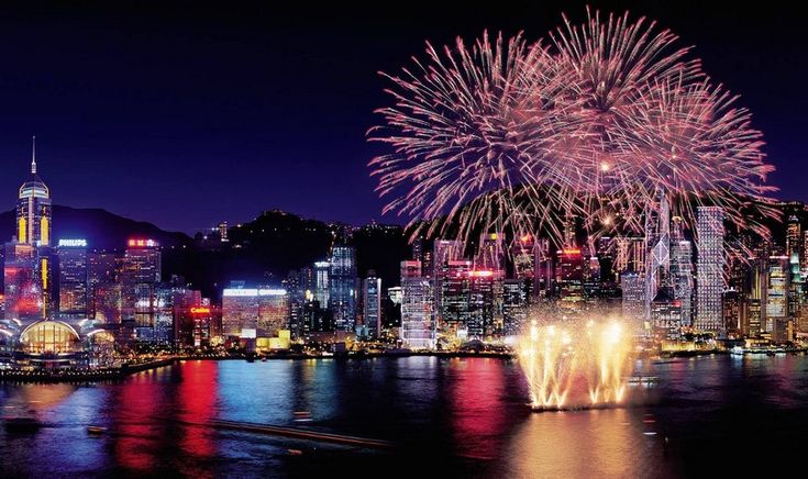 The 10 World's Best Places to Celebrate New Year's Eve – Daily Design News