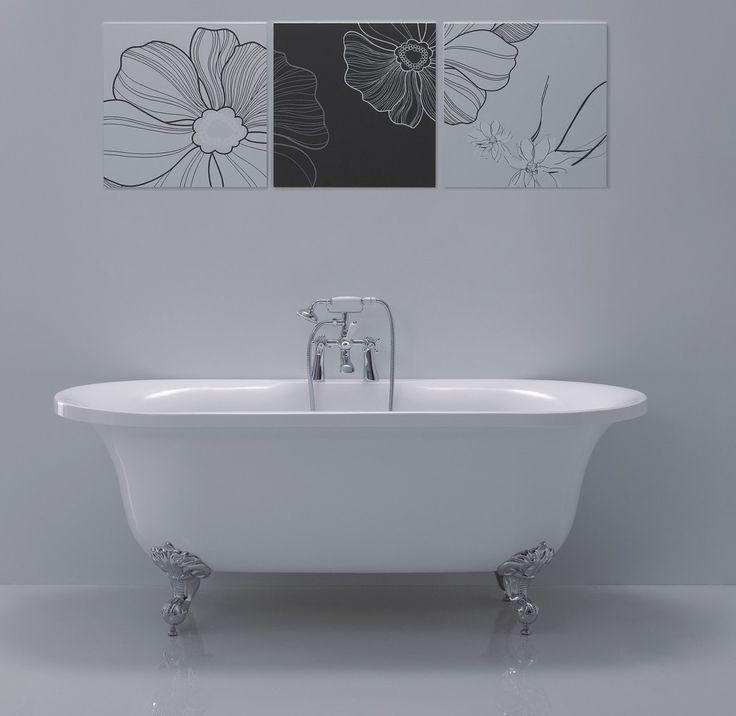 </br>  <p><b>Produktbeskrivelse:</b></p>  <p>Celeste Avola er et frittstående badekar i tradisjonelt klassisk design. Badekaret leveres med justerbare løveføtter i sink og push-up bunnventil. Badekaret i hvit akryl har høy slitestyrke med en blank overfla