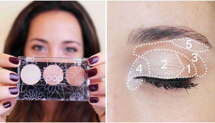 Cómo aplicar la sombra de ojos correctamente en seis pasos - Birchbox Blog