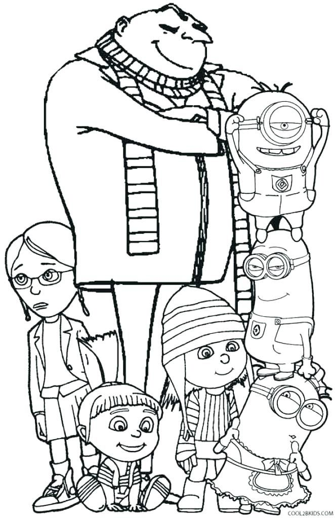 Despicable Me Minions Coloring Pages Despicable Me Coloring Pertaining To Printable Coloring Pages Minions Coloring Pages Minion Coloring Pages Coloring Pages