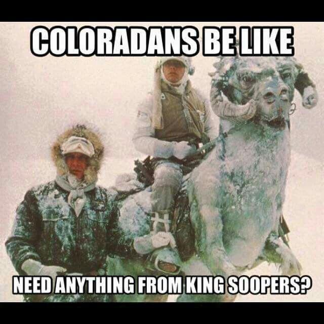 King Soopers is always open!!